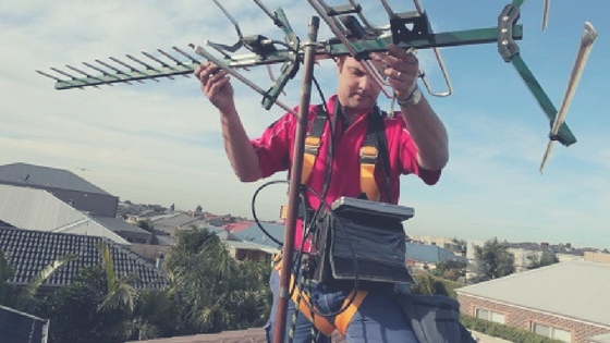 Antenna Installations Melbourne